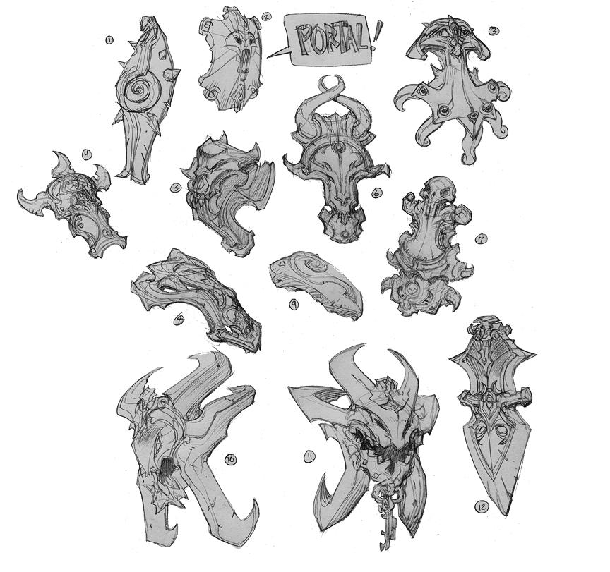 Darksiders Artifacts