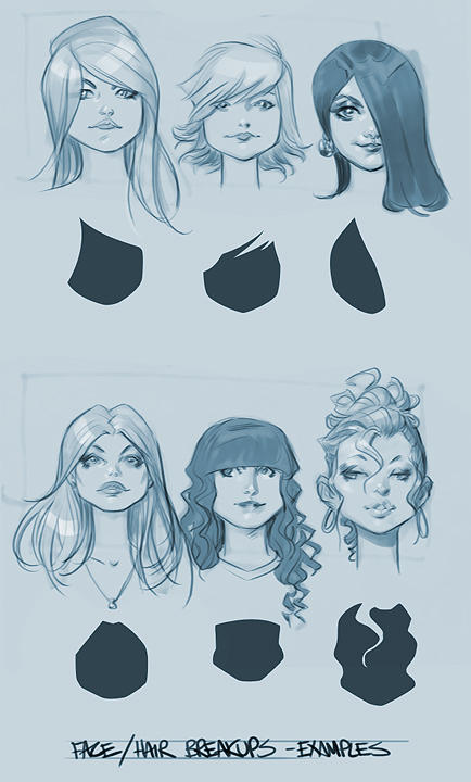 Character Design Face Shapes : Face shapes on pinterest diamond shape